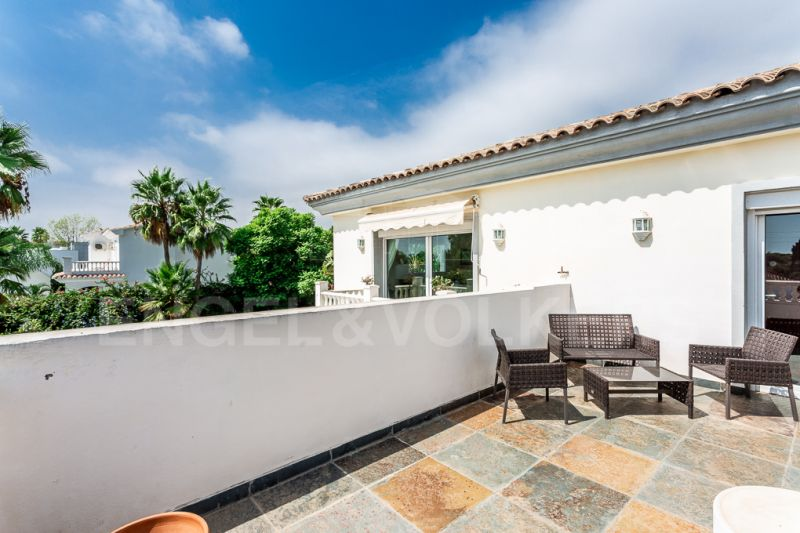 Charming villa in the heart of Nagüeles investment opportunity, Nagüeles