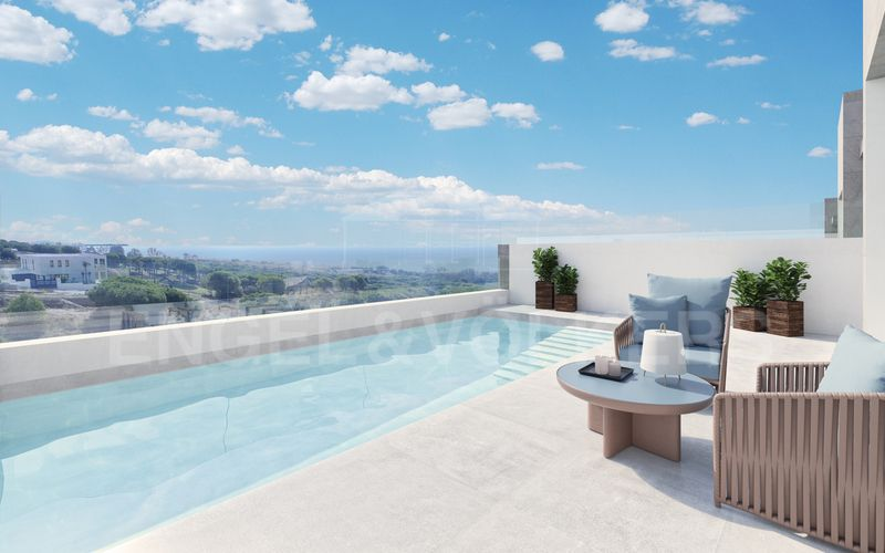 Exclusive residential complex in Cabopino, Marbella East