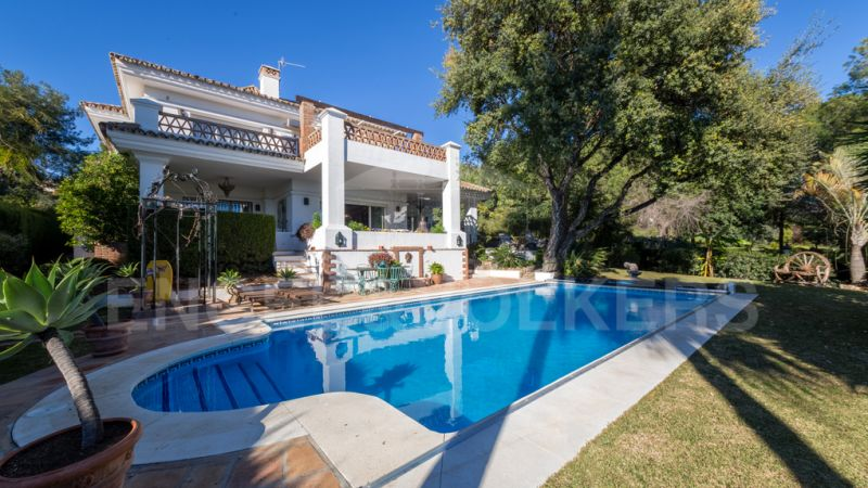 Charming villa in Altos Reales