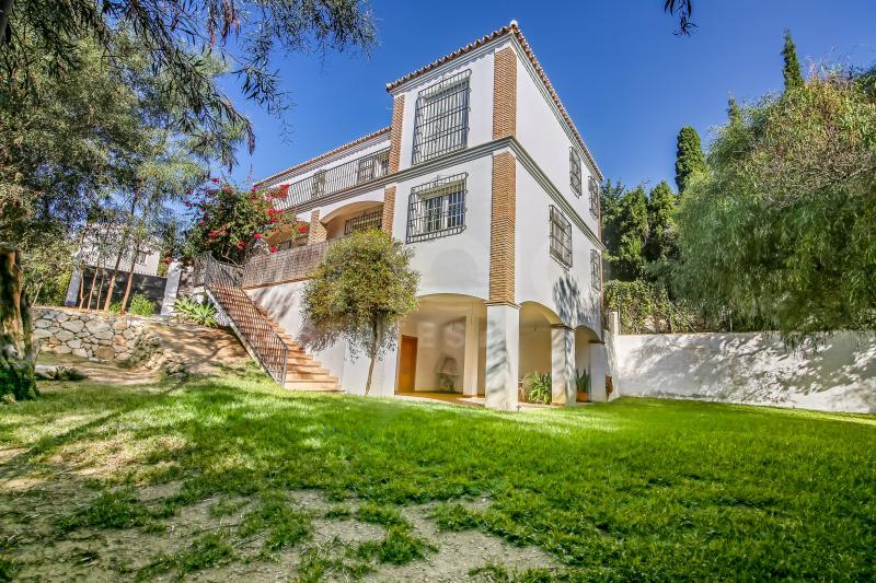 Vacker villa, utmärkt skick, nära Fuengirola, Mijas