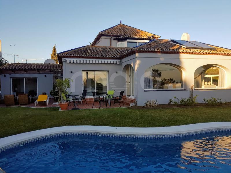Villa te koop in San Diego, Sotogrande