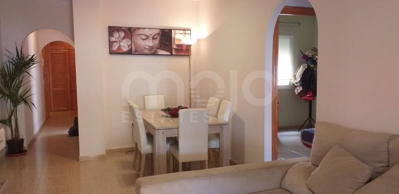 3 bed apartment in Sabina Playa in Sabinillas