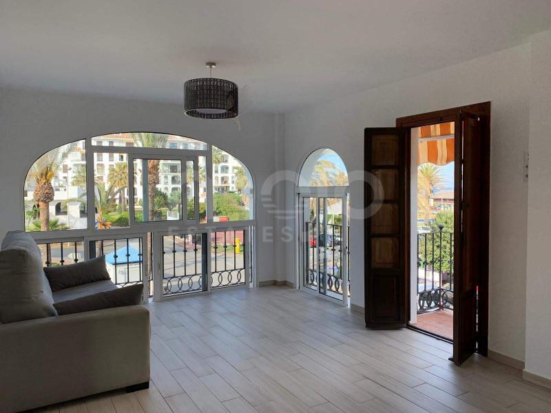 Studio Apartment in El Chanquete in the heart of the Puerto de la Duquesa