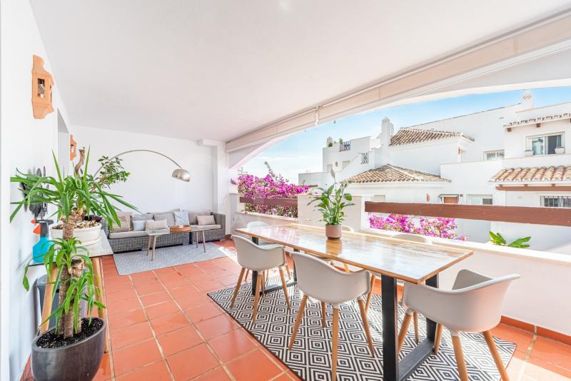 Appartement à vendre dans Aloha Royal, Nueva Andalucia