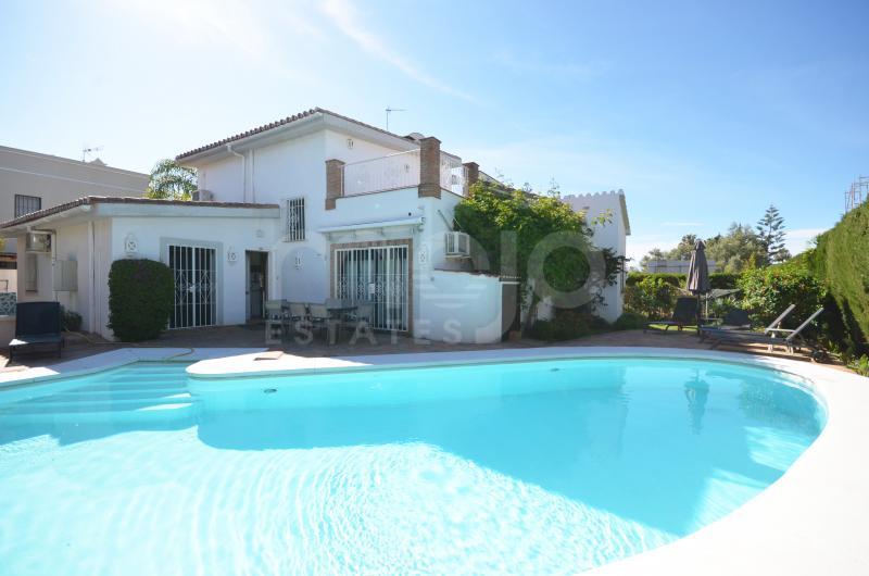 Casa en venta en Marbella Golden Mile