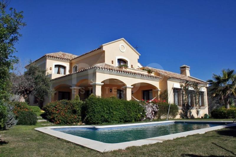 Villa till salu i La Quinta, Benahavis