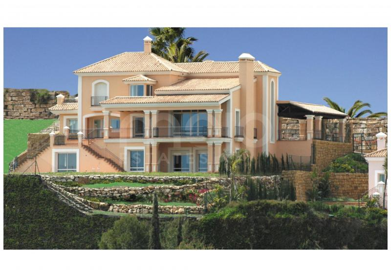Villa til salg i La Alqueria, Benahavis