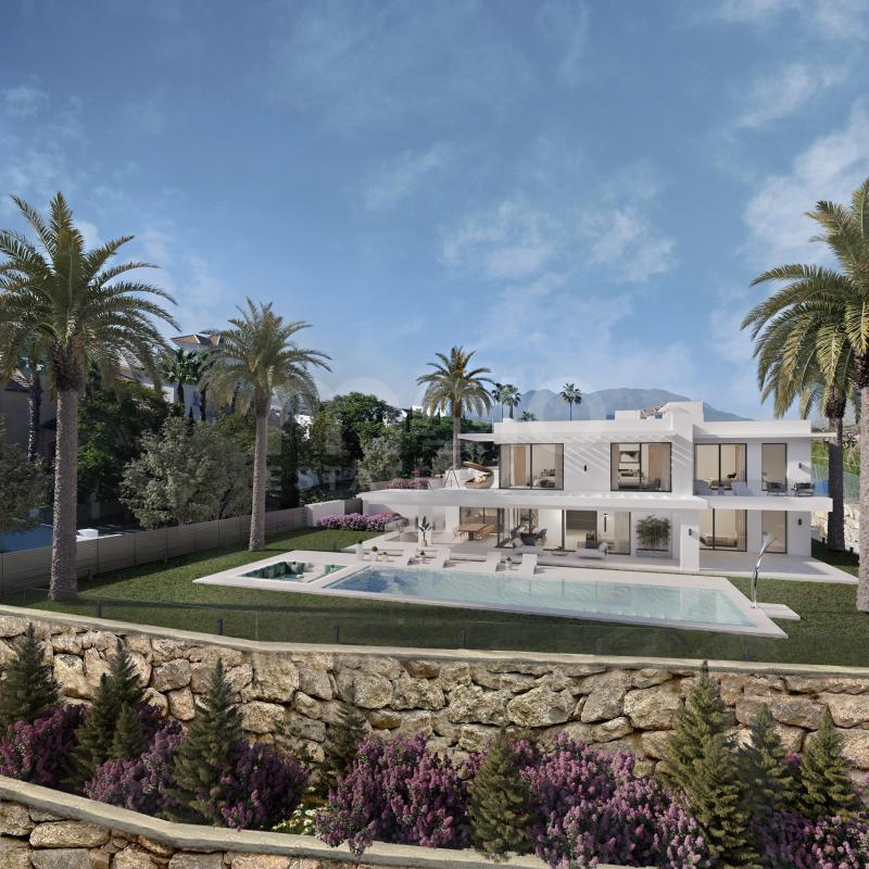 PERFECTA VILLA FAMILIAR EN BENAHAVIS