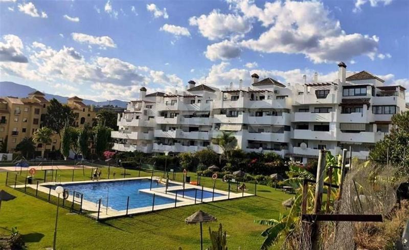 Penthouse til salg i Selwo, Estepona
