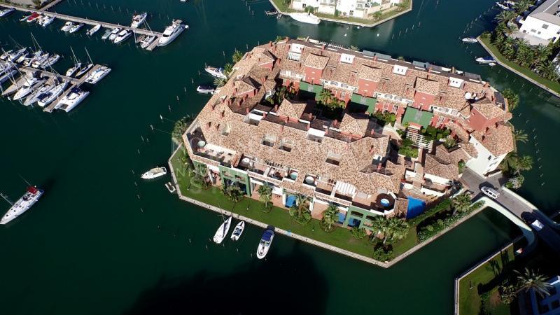 Lejlighed til salg i Marina de Sotogrande