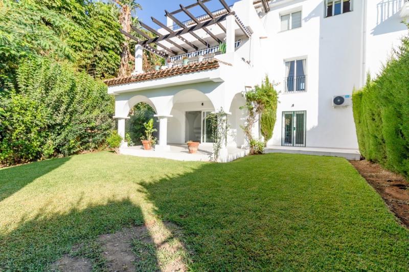 Appartement rez de chaussée à vendre dans Paraiso Barronal, Estepona