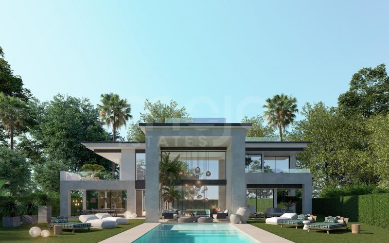 Villa en venta en Atalaya de Rio Verde, Marbella