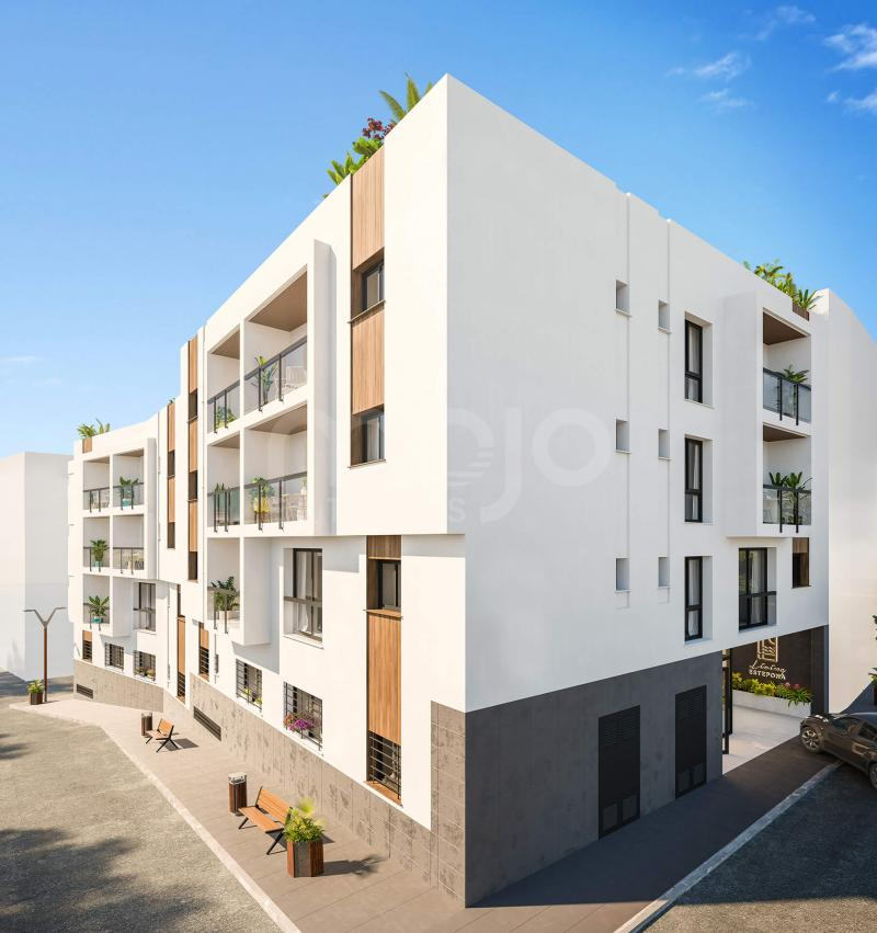 Lägenhet till salu i Estepona Centro