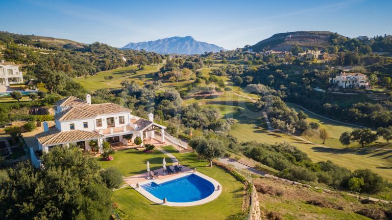 Villa à vendre dans Marbella Club Golf Resort, Benahavis