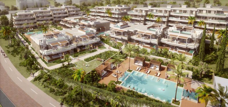 Penthouse til salg i Cala de Mijas, Mijas Costa