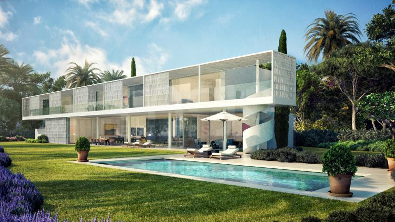 Villa à vendre dans Finca Cortesin, Casares