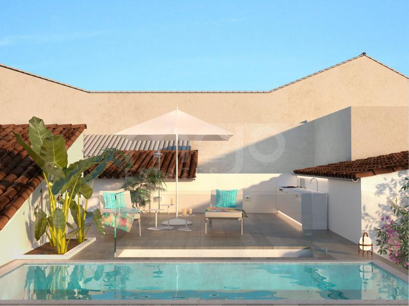 Appartement begane grond te koop in Centro Histórico, Malaga