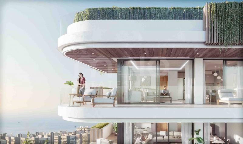 Apartamento lujoso de 2 dormitorios en venta en Fuengirola