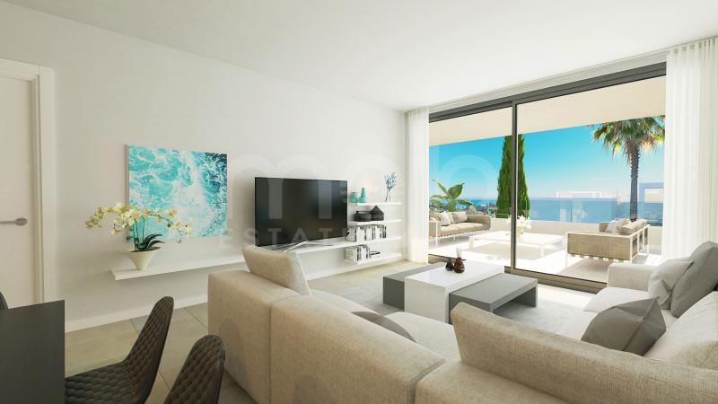 Brand New 3 Bedroom Contemporary Ground Floor Apartment, Estepona
