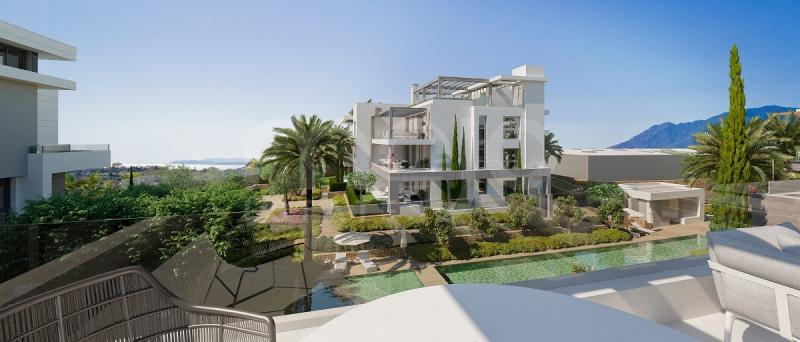 Lejlighed til salg i Cancelada, Estepona