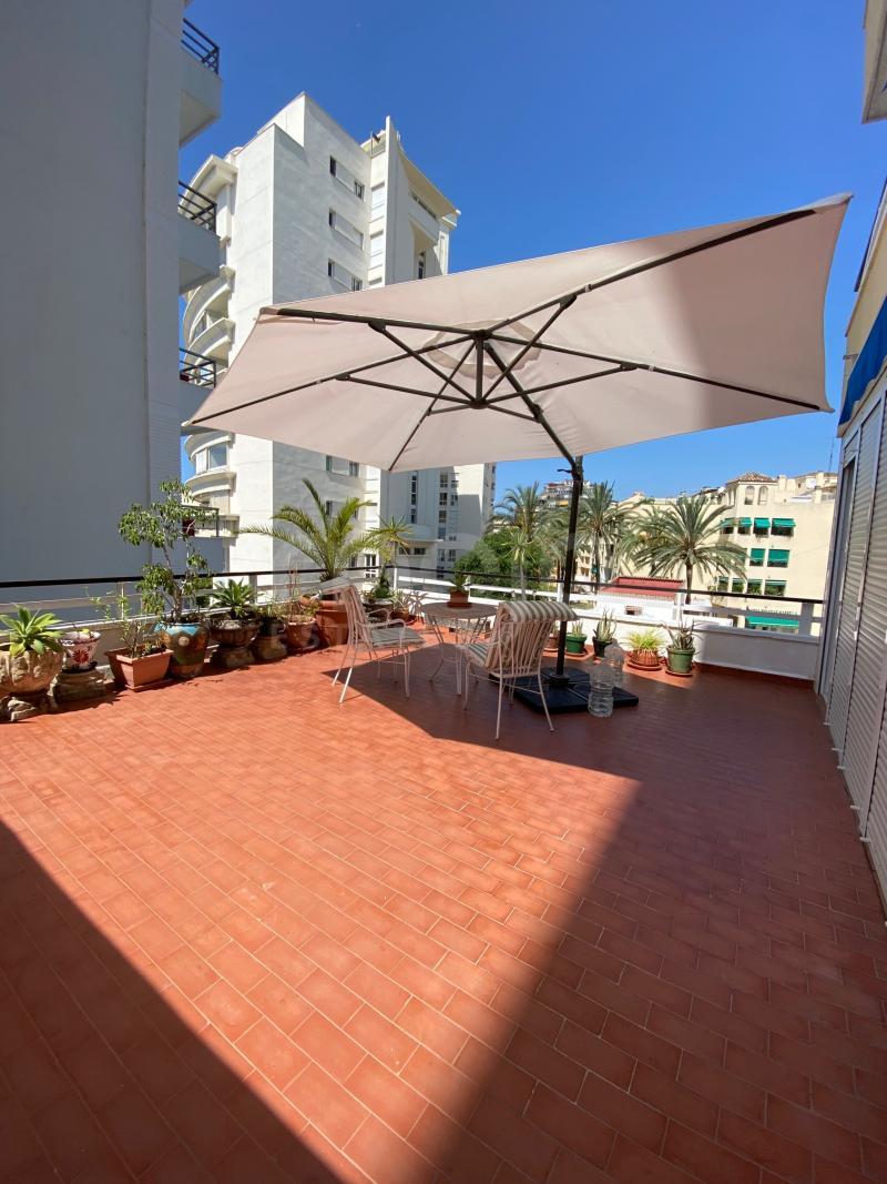 Apartamento en pleno centro de Marbella, a pocos pasos del mar