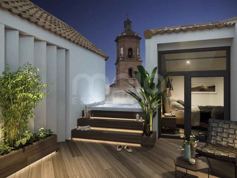 Penthouse te koop in Centro Histórico, Malaga