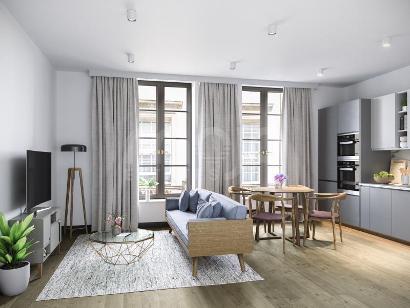 Appartement te koop in Centro Histórico, Malaga