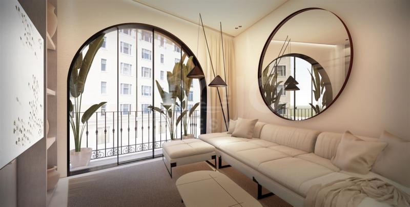 Mooi appartement in het centrum van Malaga