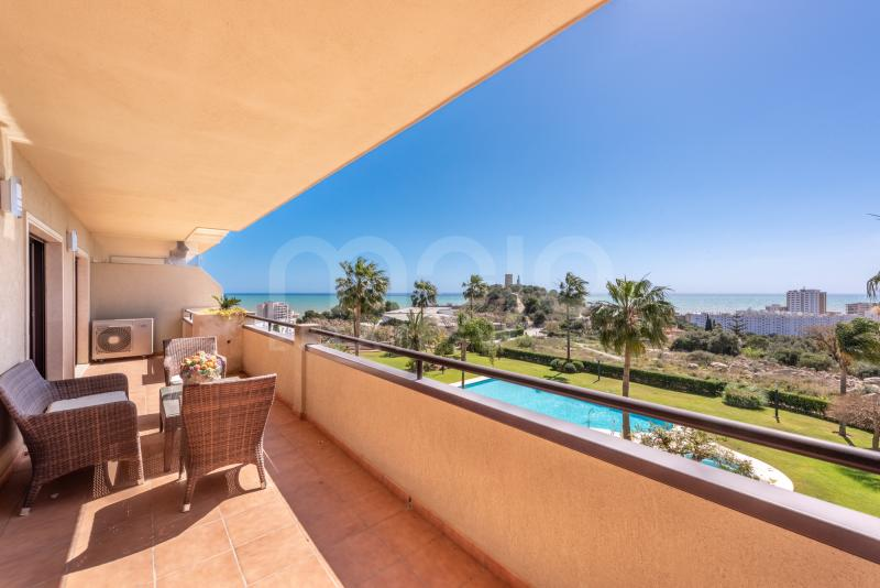 Large apartment located inside a fantastic gated community and within walking distance to the beach!
