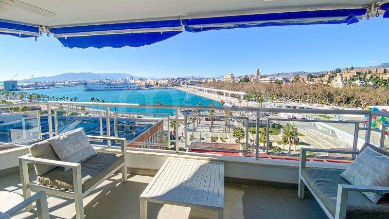 Appartement te koop in La Malagueta - La Caleta, Malaga - Centro