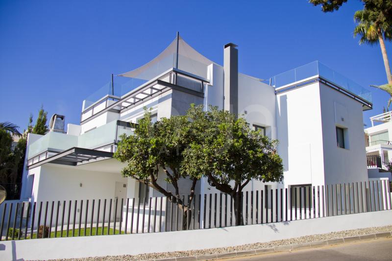 Villa en vente à Guadalmina Alta, San Pedro de Alcantara