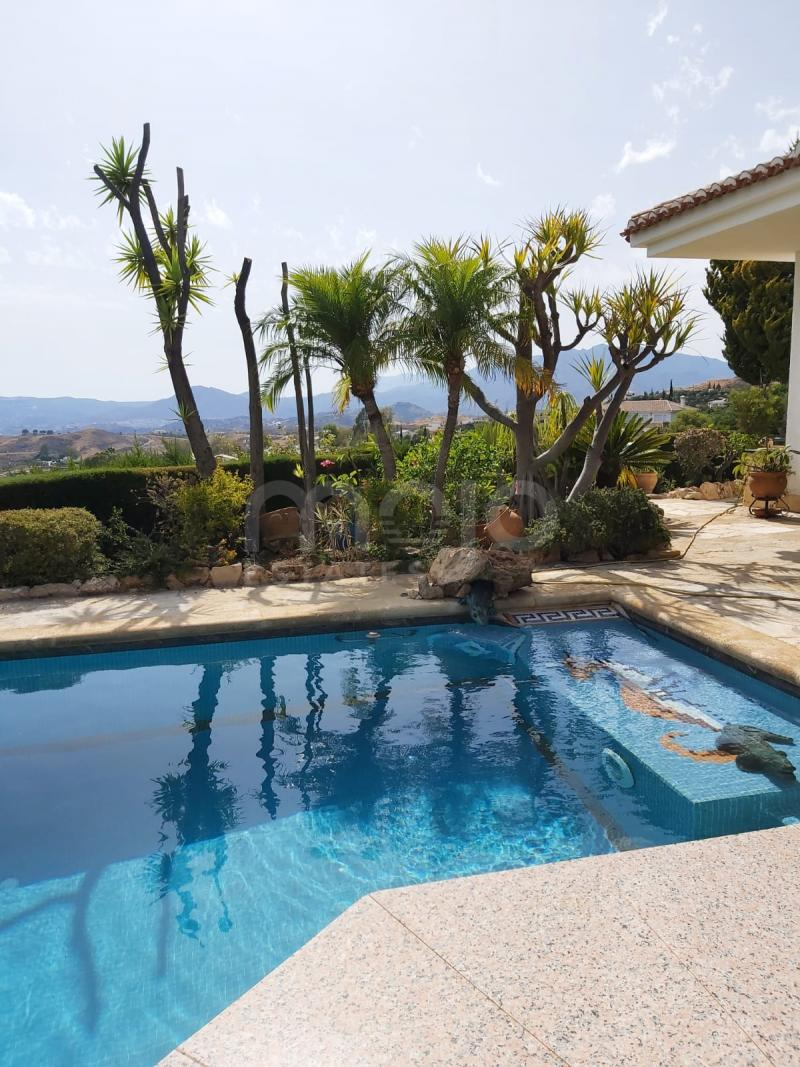 Villa till salu i La Alqueria, Mijas