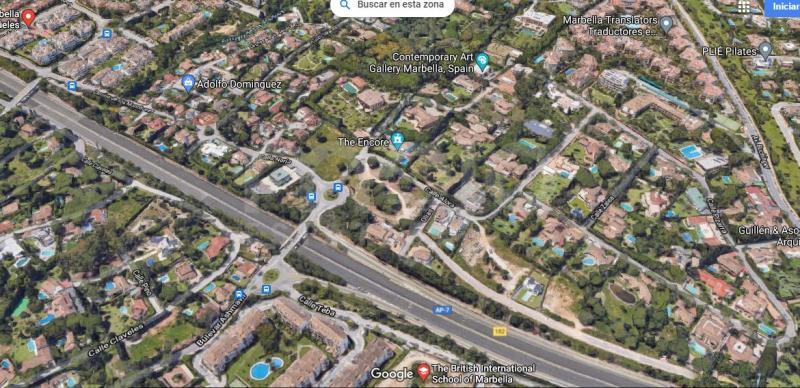 Grondstuk (Perceel) te koop in Rocio de Nagüeles, Marbella Golden Mile