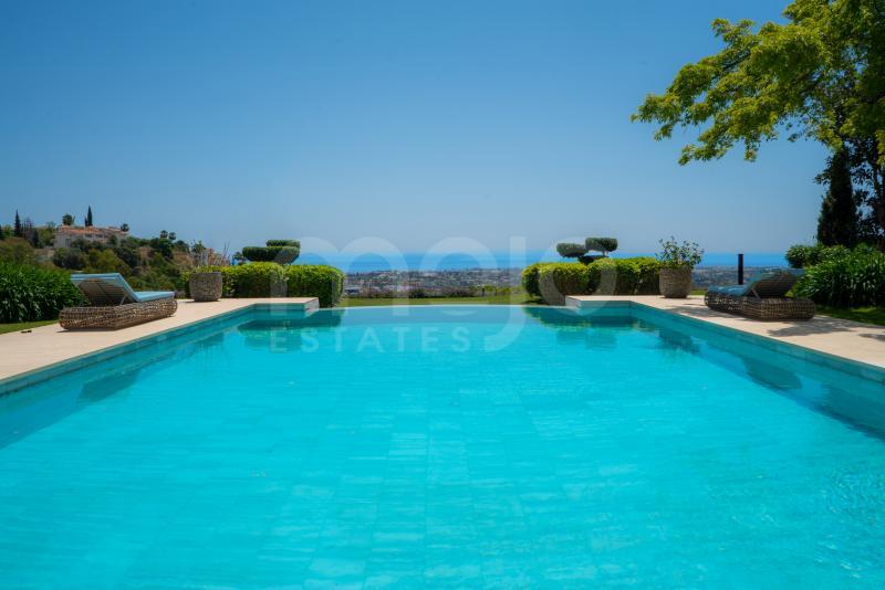 Villa till salu i Monte Halcones, Benahavis