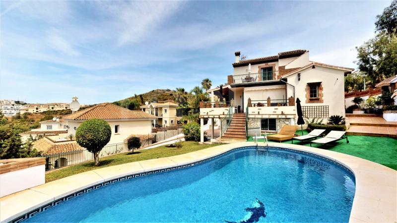 Villa til salg i Cala de Mijas, Mijas Costa