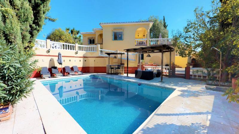 Villa à vendre dans Mijas