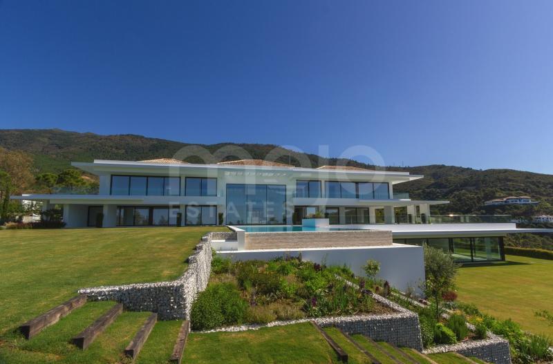 Villa til salg i La Zagaleta, Benahavis