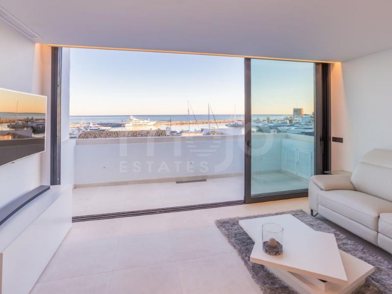 Atico Duplex en venta en Marbella - Puerto Banus