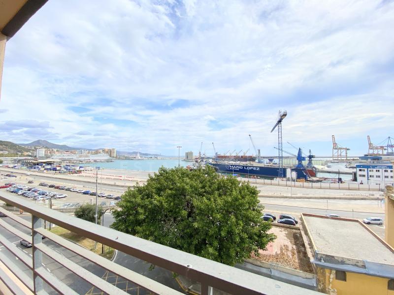 Appartement te koop in Ensanche Centro - Puerto, Malaga - Centro