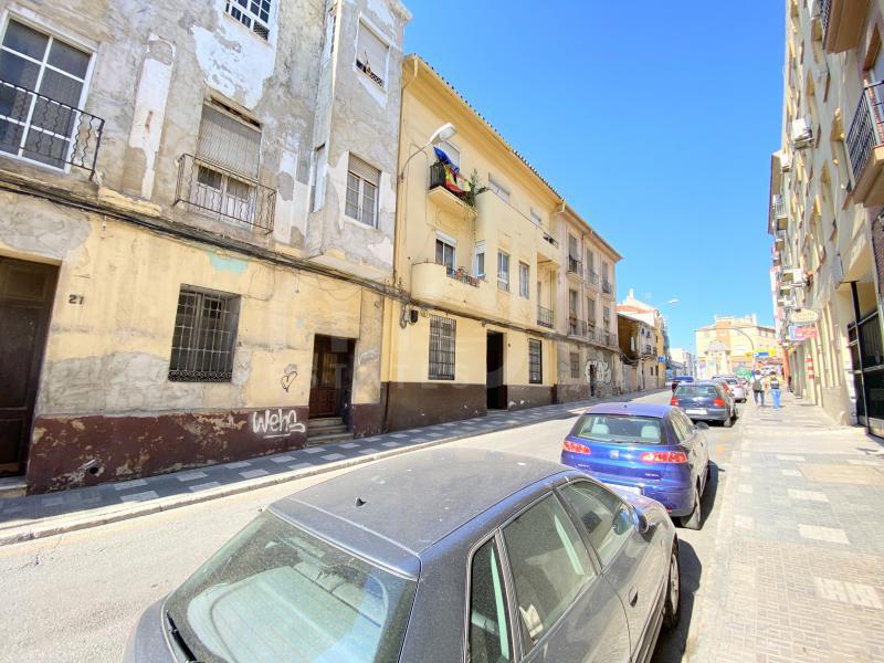 Immeuble à vendre dans Centro Histórico, Malaga - Centro