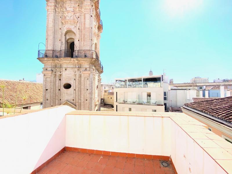 Lejlighed til salg i Centro Histórico, Malaga - Centro