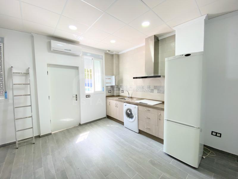 Apartamento grande de dos niveles