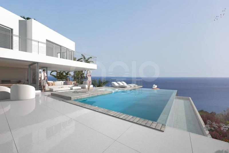 Luxury development with stunning views in La Capellania, Benalmádena.