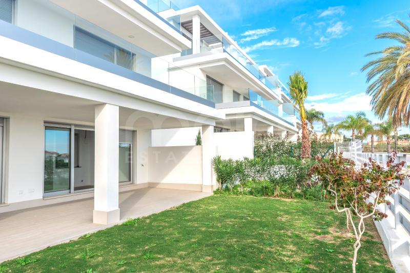 Lejlighed i stueetagen til salg i Cancelada, Estepona