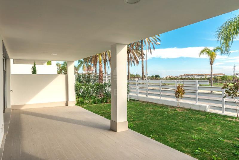 Appartement rez de chaussée à vendre dans Cancelada, Estepona