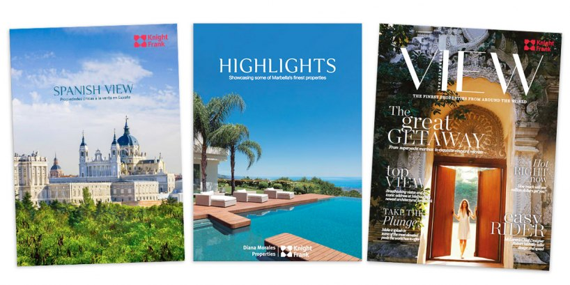 Knight Frank Real Estate Magazine