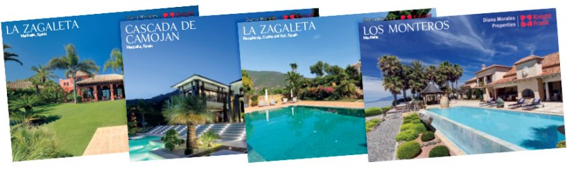 Marbella Real Estate Brochures