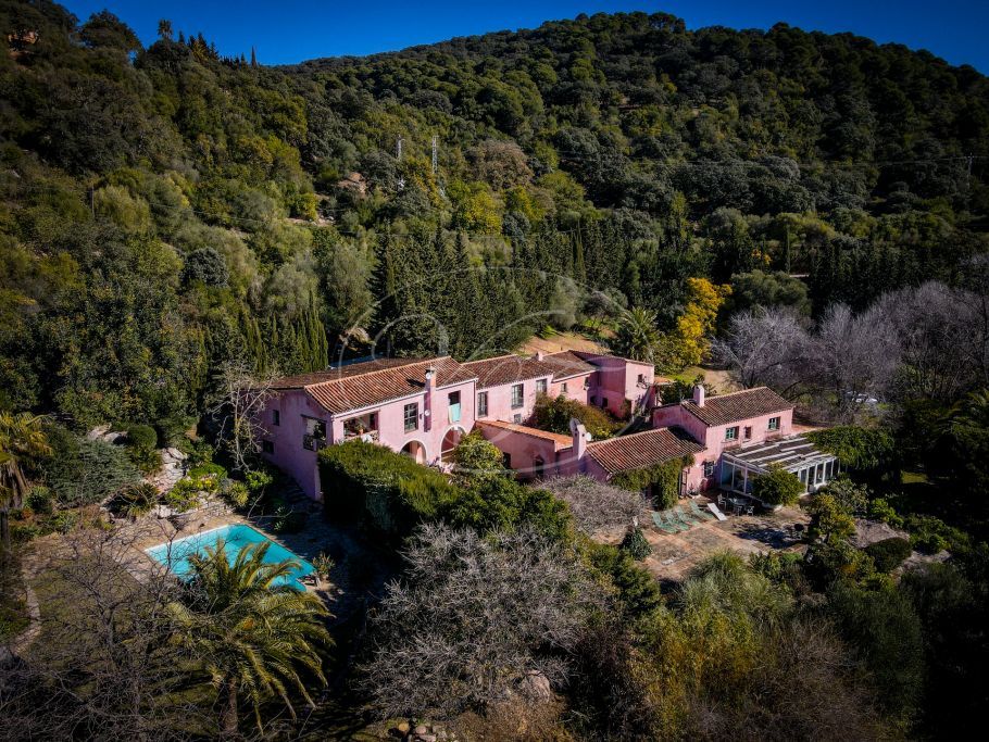 Charming Old Cortijo, renovation project, Gaucin
