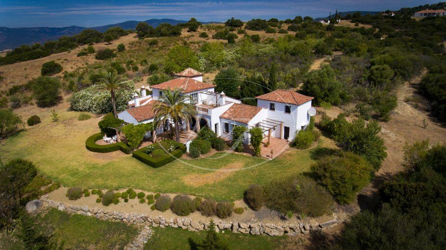 Luxury Split level villa with separate apartment, Gaucin