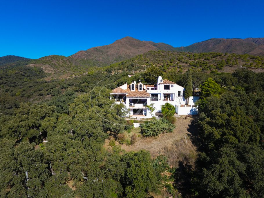Sensational Country Villa wih beautiful surroundings, Casares